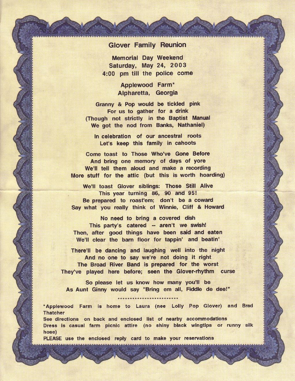 The Invitation Mountain Dreamer is beautiful invitation template